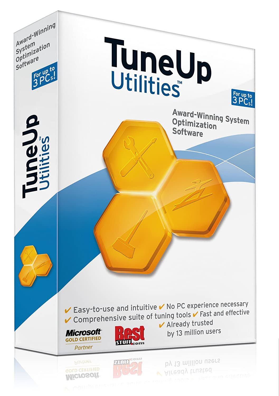 Amazon.com: Tuneup Utilities (3-User)