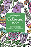 Pocket Posh Adult Coloring Book: Botanicals for Fun & Relaxation (Pocket Posh Coloring Books)