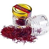 Keynote Kashmir Saffron (Certified Grade - I) 1 gram