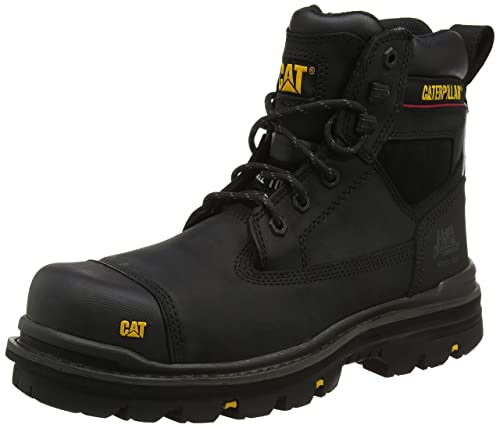 Caterpillar Gravel - Zapatos de Seguridad para hombre , color Negro - negro, talla 47