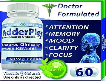 Amazon Com 1 Energy Boost Nootropic Brain Foods Focus Mood