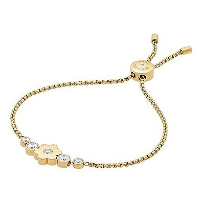 Michael Kors Women's Gold Bracelet MKJ7158710 aXtUG