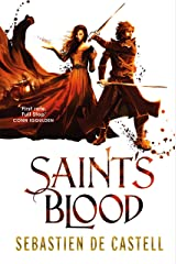 Saint's Blood: The Greatcoats Book 3 Kindle Edition