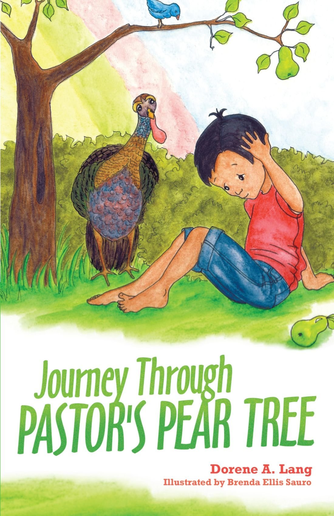Download Journey Through Pastor's Pear Tree pdf