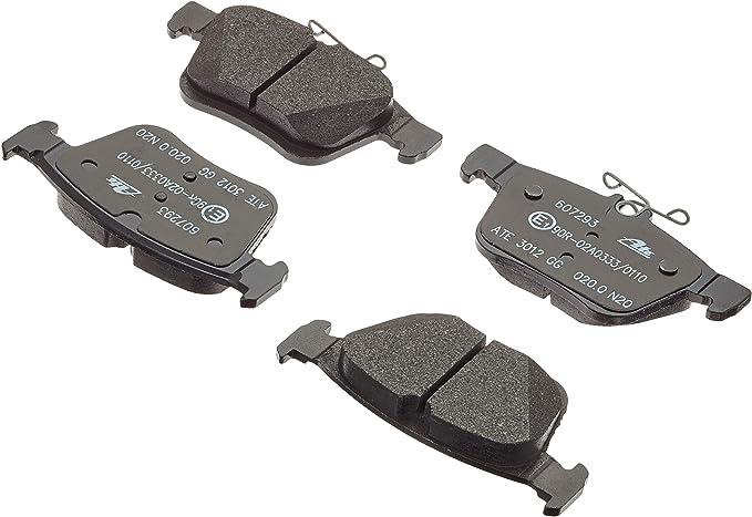 Ate Teves 13 0460 7293 2 Brake Pad Set Disc Brake Auto
