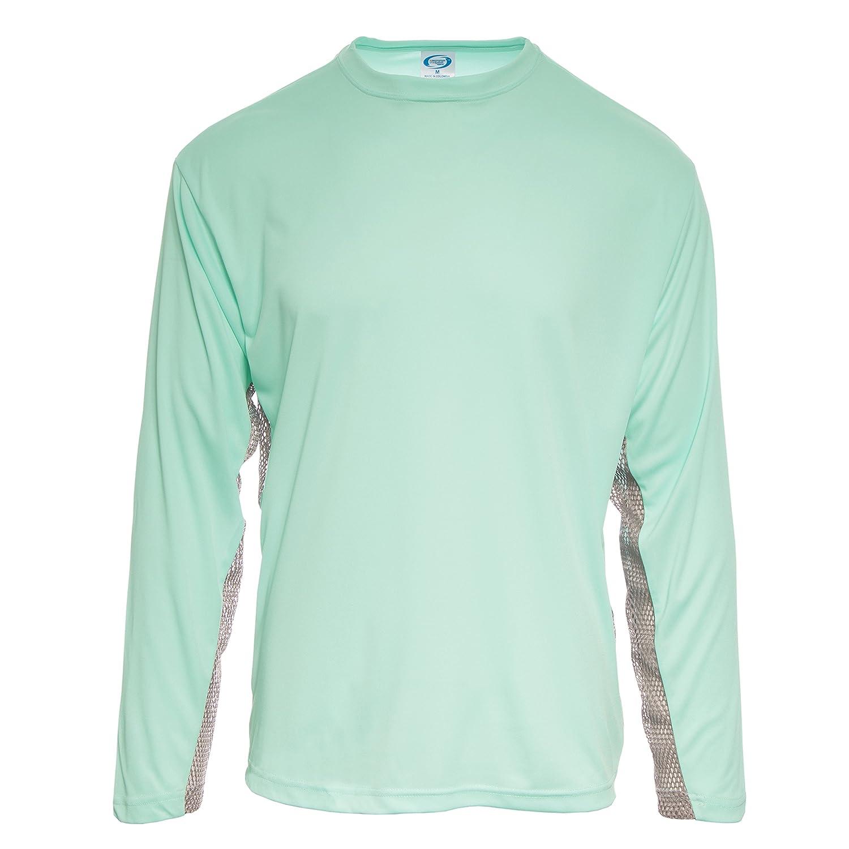 77266df9b67fb Mens Long Sleeve Sun Protection Shirts Amazon – DACC
