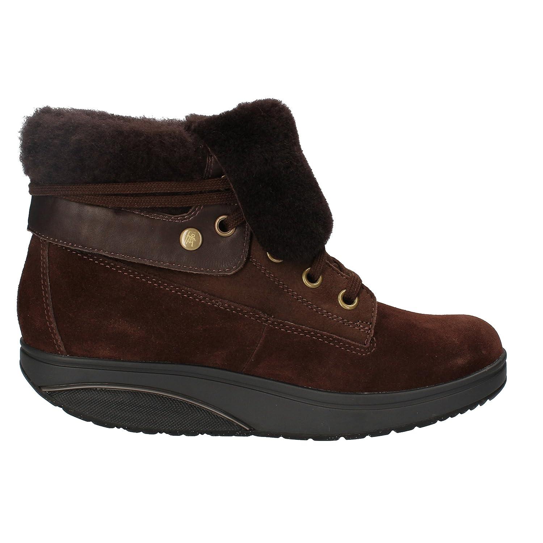 MBT Badu Chocolate 500205 Damen Stiefel Braun (35): Amazon.de: Schuhe &  Handtaschen