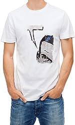 BOX21 Mandrago Think T-Shirt Unisex Casual