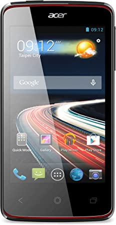 Acer Liquid Z4 Duo - Smartphone libre Android (pantalla 4