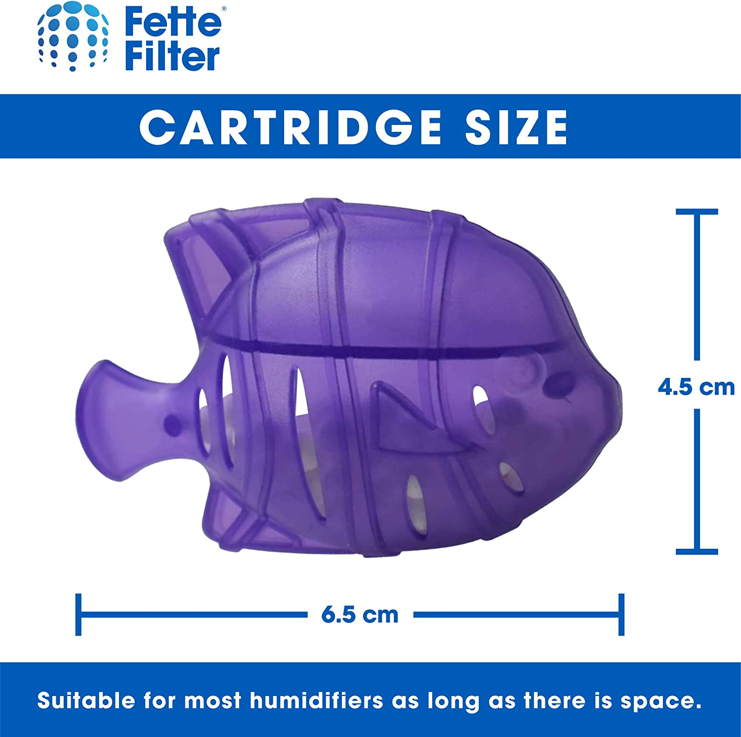 Compare to Protec Kaz PC1F Adorable Warm /& Cool Mist Humidifiers Tanks and Fish Tanks Universal Humidifier Tank Cleaner Compatible with Drop Fette Filter Pack of 4 Droplet