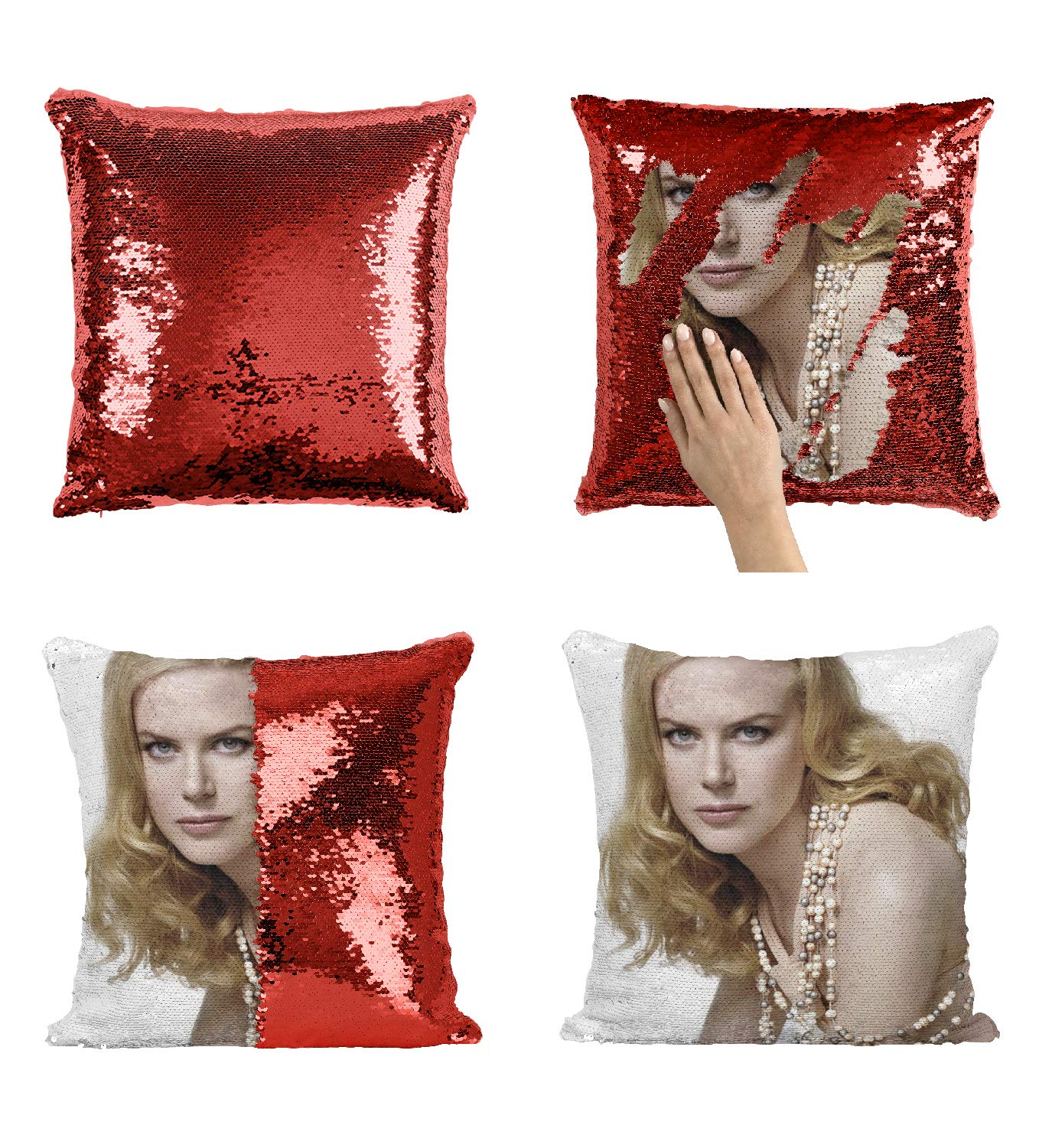 Pillows4You Nicole Kidman The Aquaman Movie Actress_MA0274 ...