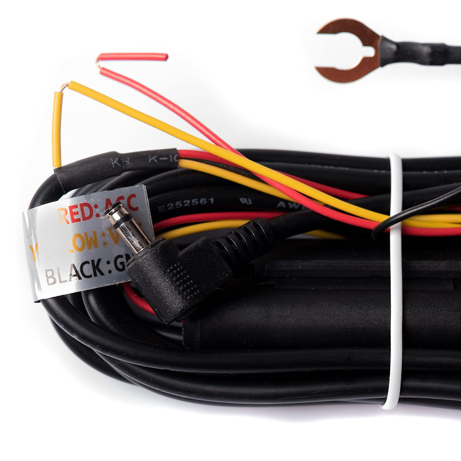 Hardwire Cable Compatible With Thinkware F770 F750 Wiring Aac Plug Electronics