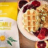 Organic Chamomile Whole Flower, Loose Leaf, Tea