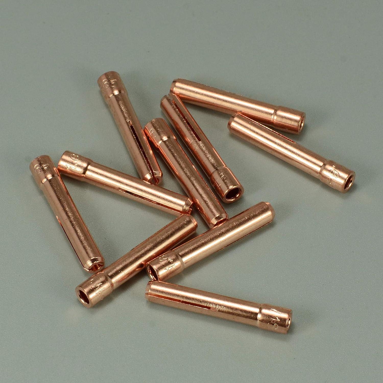 10x Spannh/ülse 13N22-1,6 mm WIG//TIG 9//20//25