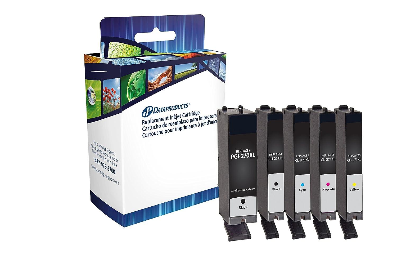 Amazon.com: Dataproducts DPCPGI270XCLI271XPK5 Black Cyan ...