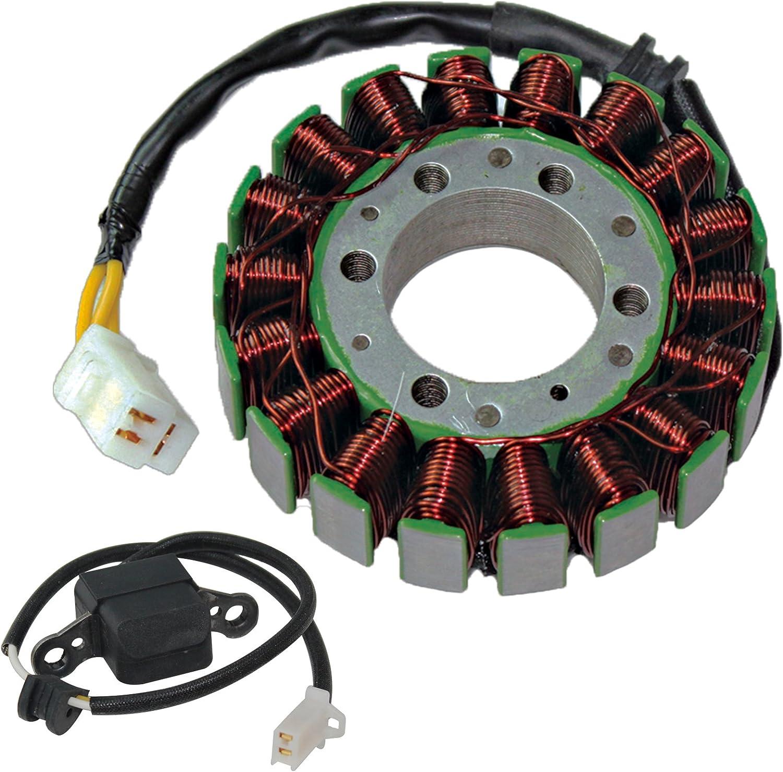 Caltric Stator /& Pickup Coil for Honda Cbr600F4 Cbr-600F4 Cbr600 F4 1999 2000