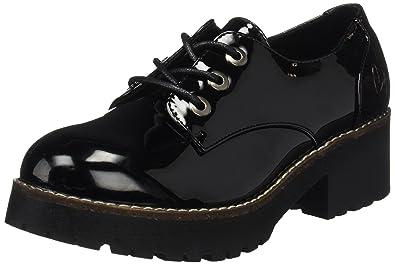 COOLWAY 23044210, Zapatos de Cordones Mujer, Negro (Abk), 38 EU: Amazon.es: Zapatos y complementos