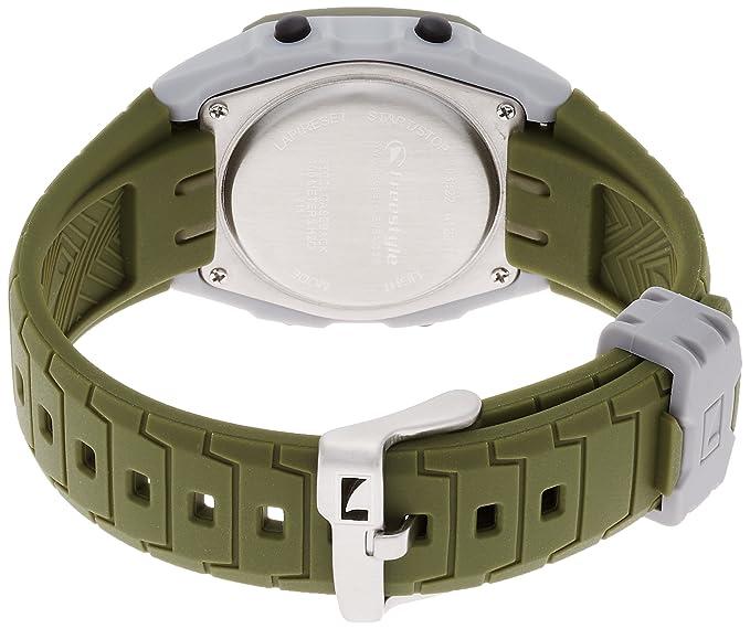 Amazon.com: Freestyle Men's 103322 Shark Classic LCD Digital Display  Japanese Quartz Green Watch: Freestyle: Watches