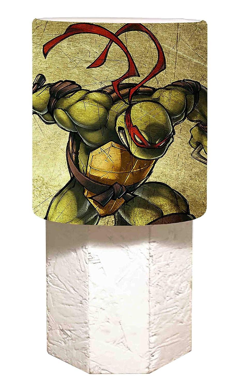 Mesa Tortugas Ninja - rafael: Amazon.es: Iluminación