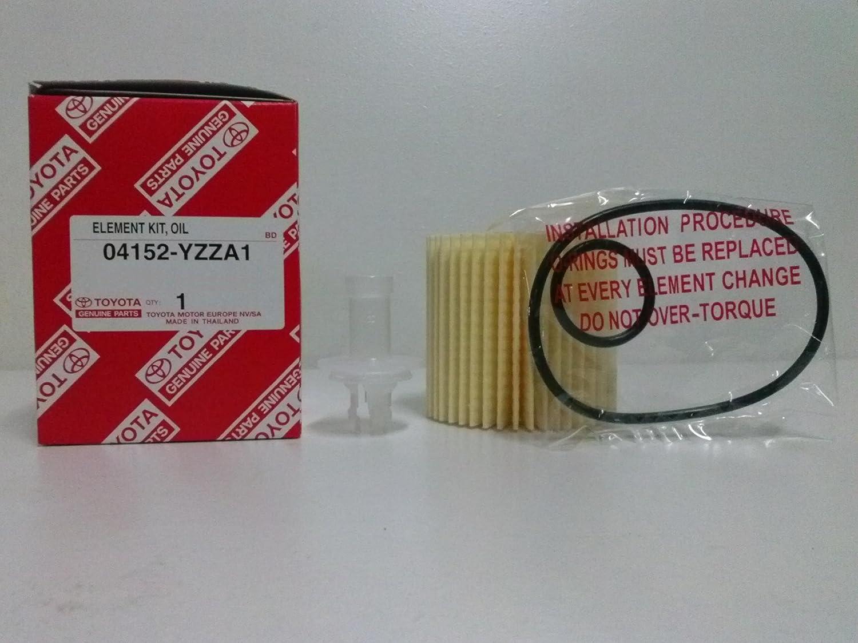 Genuine Toyota 04152-YZZA1 Oil Filter: Automotive