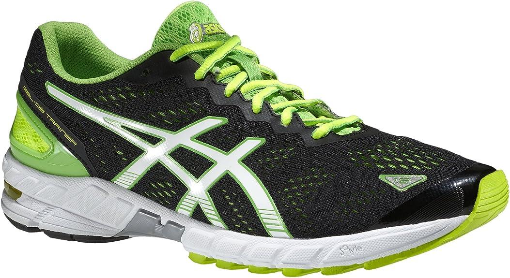 ASICS Gel-DS Trainer 19 - Zapatillas de Running para Hombre, Color Verde, tamaño EU 44,5 - US 10,5: Amazon.es: Deportes y aire libre