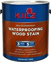 KILZ L832211 Exterior Wood Stain