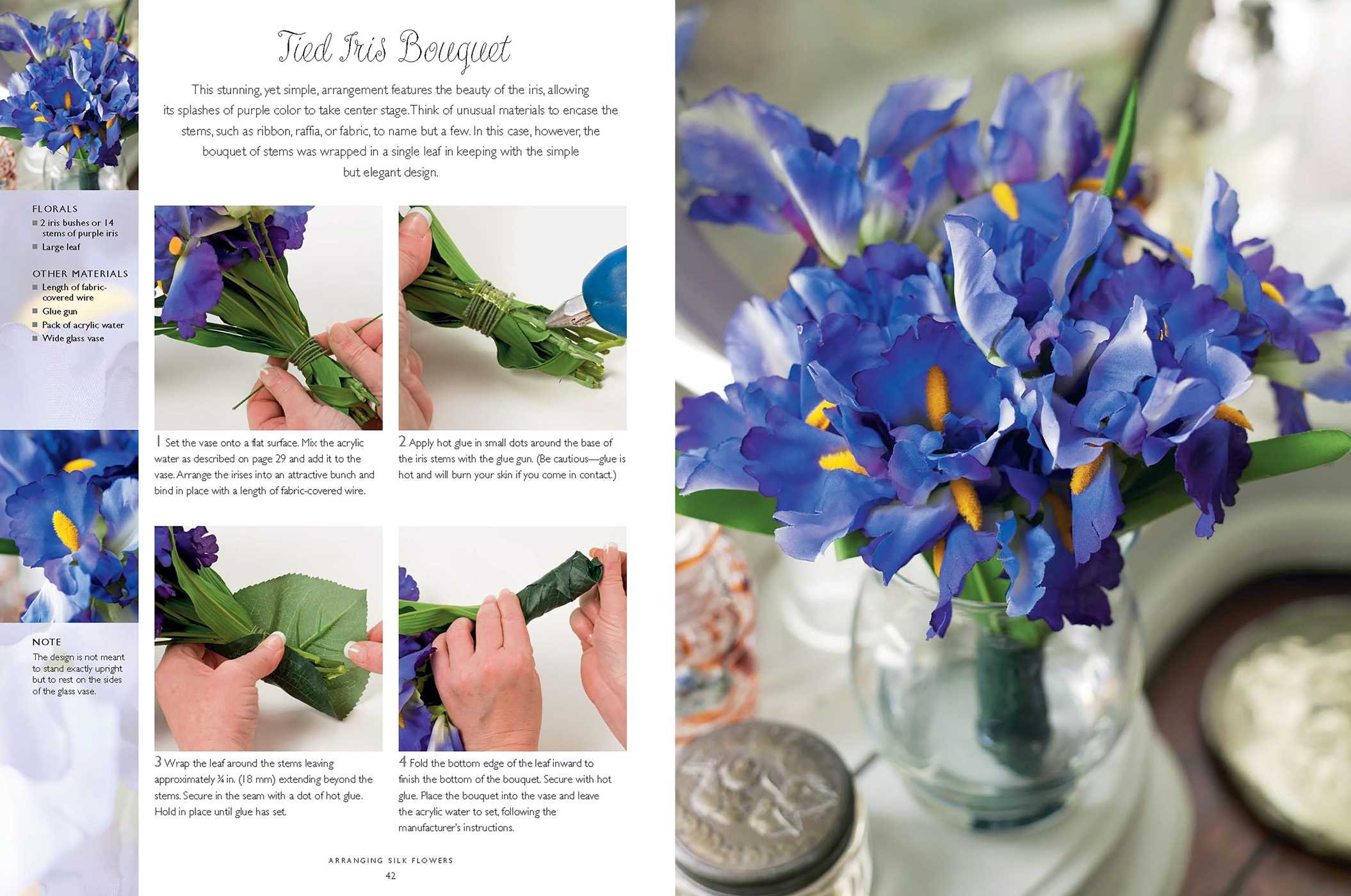 Arranging faux flowers and foliage 35 creative step by step arranging faux flowers and foliage 35 creative step by step projects linda peterson 9781782494812 amazon books izmirmasajfo