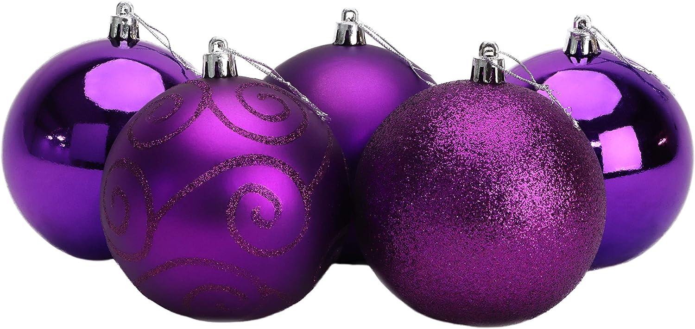 TM Gold Christmas Decorations Sale,Colorful Merry Christmas 1 PC 8CM Beautiful Christmas Rhinestone Glitter Baubles Balls Xmas Tree Ornament Decoration
