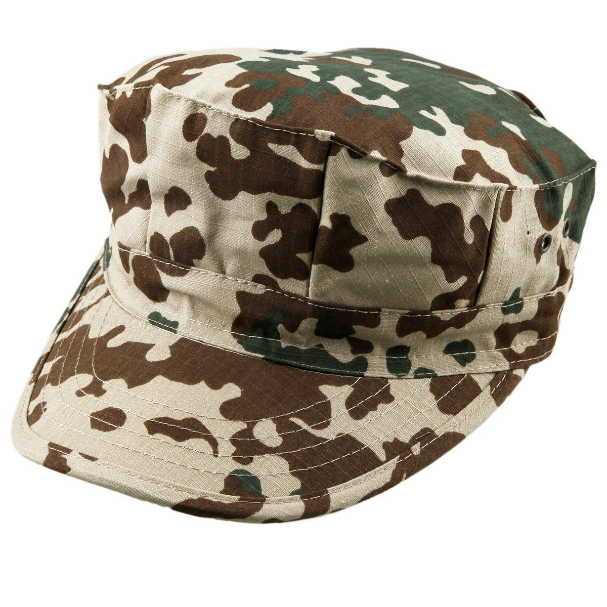 bd3bb73385847 Amazon.com   squaregarden Cadet Army Cap for Men Military Style Hats    Sports   Outdoors