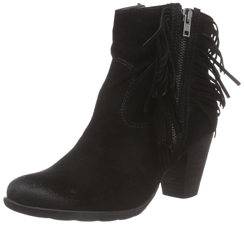Schwarz(schwarz 001) Tamaris Damen 25703 Kurzschaft Stiefel