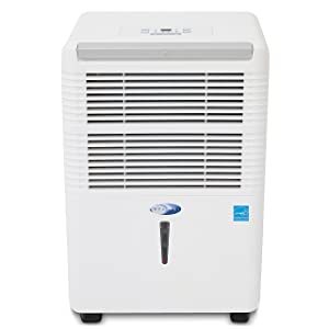 Whynter Energy Star 50 Pint Portable Pump Dehumidifiers, White