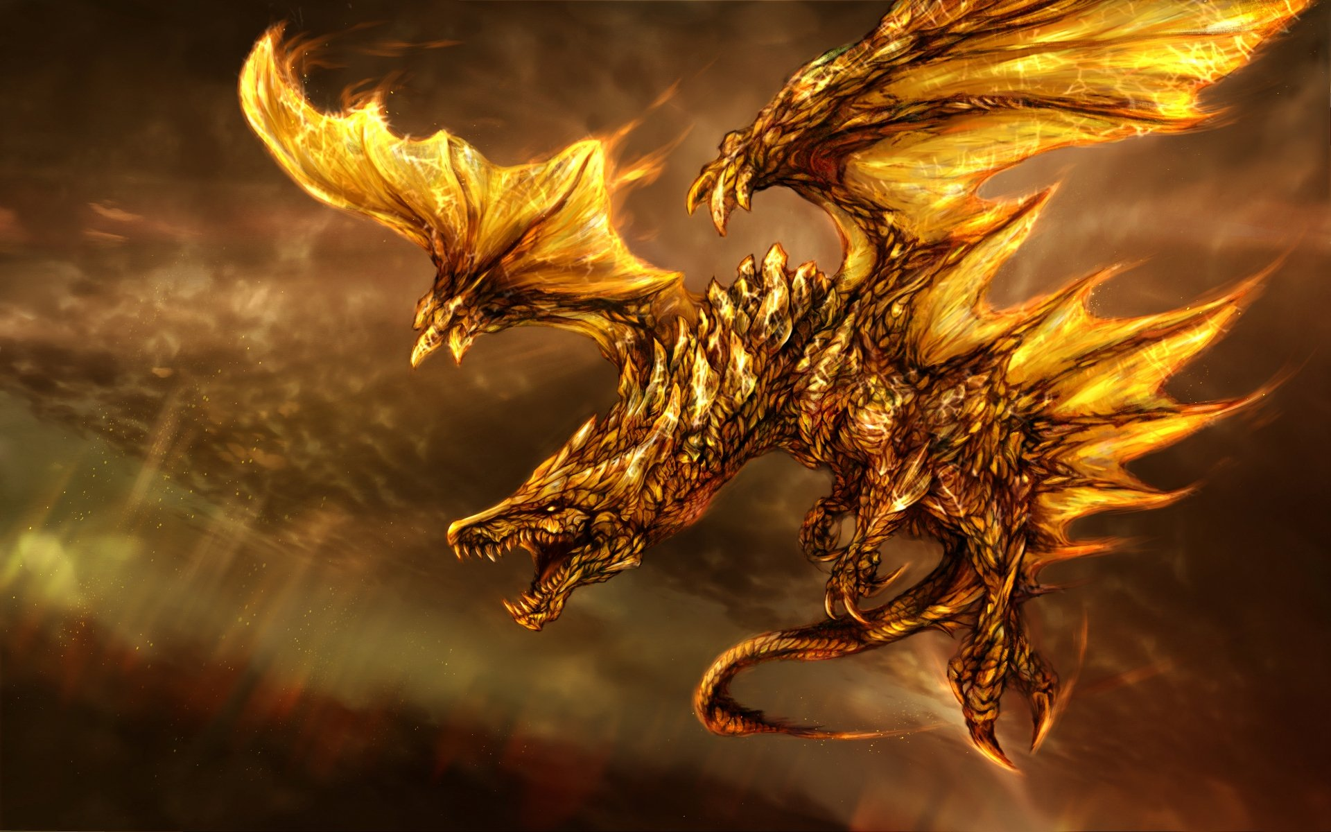 Amazon Com Fire Dragon Live Wallpaper Appstore For Android