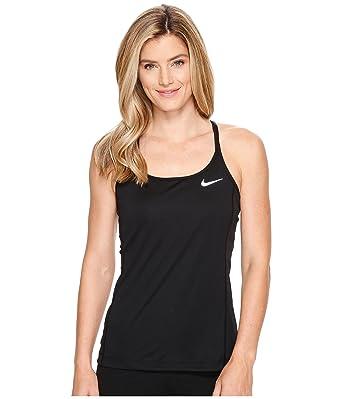 Mujer Dry Camiseta Sin W Miler Mangas Nike Nk j3ASRLc4q5