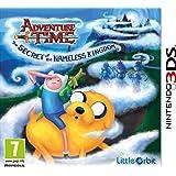 Adventure Time: The Secret of the Nameless Kingdom (Nintendo 3DS)