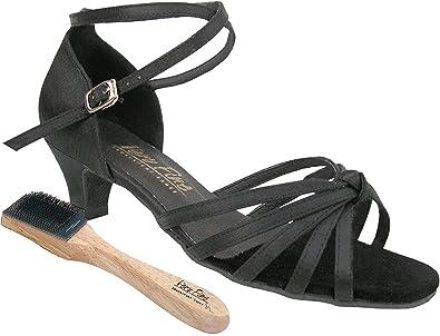 08e9aa208 Very Fine Women's Salsa Ballroom Practice Latin Dance Shoes Style 6005  Bundle with Dance Shoe Wire