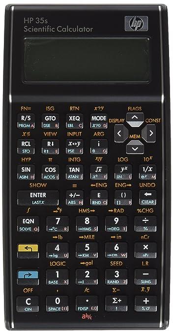 hp 35s 関数電卓 日本語マニュアル付属 HP35S-J