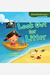 Look Out for Litter (Cloverleaf Books: Planet Protectors) Paperback