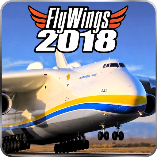 FlyWings 2018 Flight Simulator (Best Multiplayer Android Games 2019)