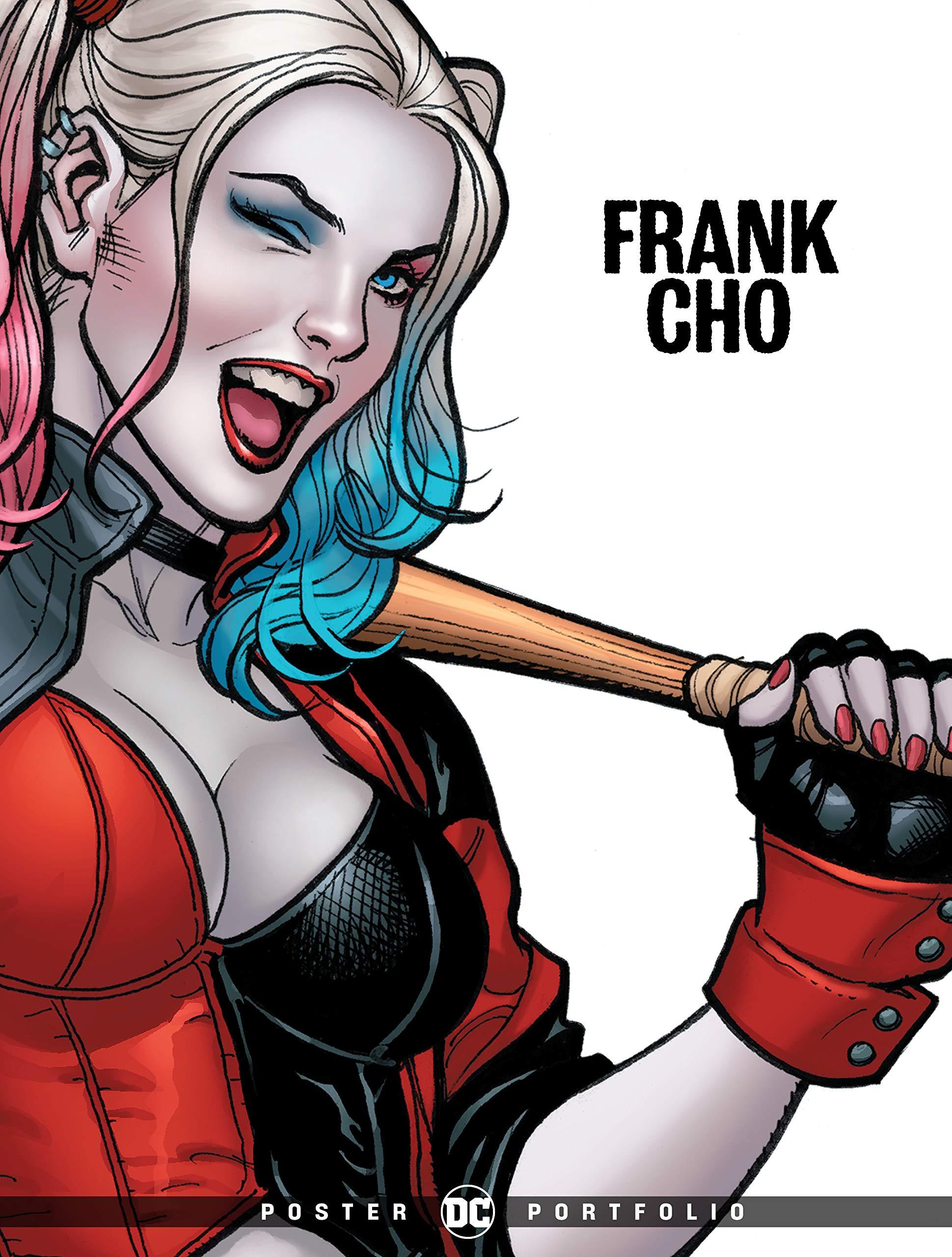 Cho, F: DC Poster Portfolio