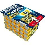 Varta Longlife Micro AAA Alkaline Batterie (24er Pack)