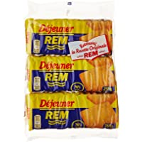 Lu Rem Déjeuner Biscuits 3 Paquets de 255 g