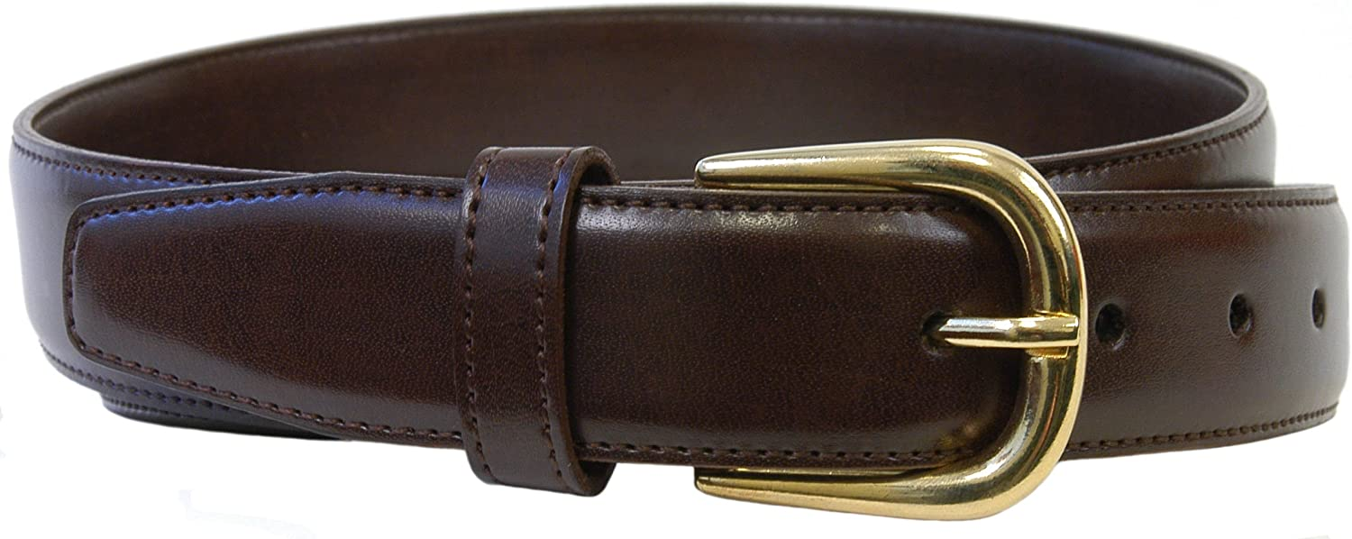 The Vegan Collection Garrison Brown Mens Belt