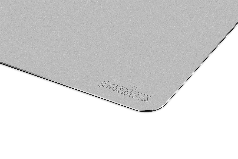 Perixx DX-3000MA - Alfombrilla de ratón (900x300x3mm), Color Plateado