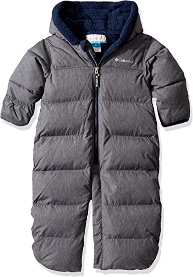 Columbia Mittens Size Infant 6 12 18 Months Royal Blue Gray NEW