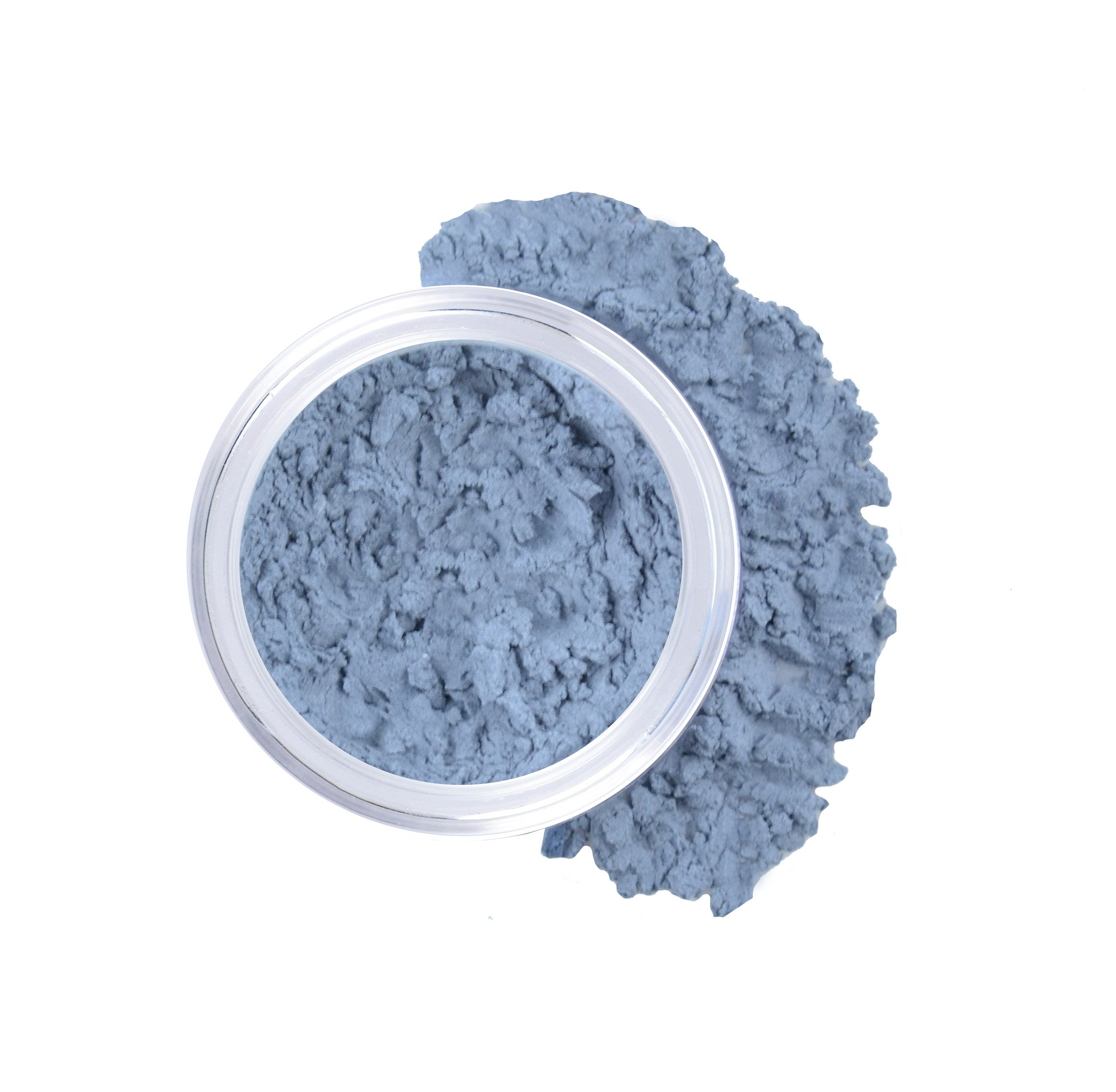 Bella Terra - Matte Shimmer - Matte Eyeshadow - Natural Makeup (Sky Blue)