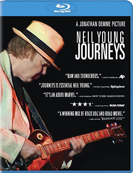 Amazon Com Neil Young Journeys Blu Ray Neil Young Jonathan Demme Elliot Rabinowitz Clinica Estetico Shakey Pictures Movies Tv