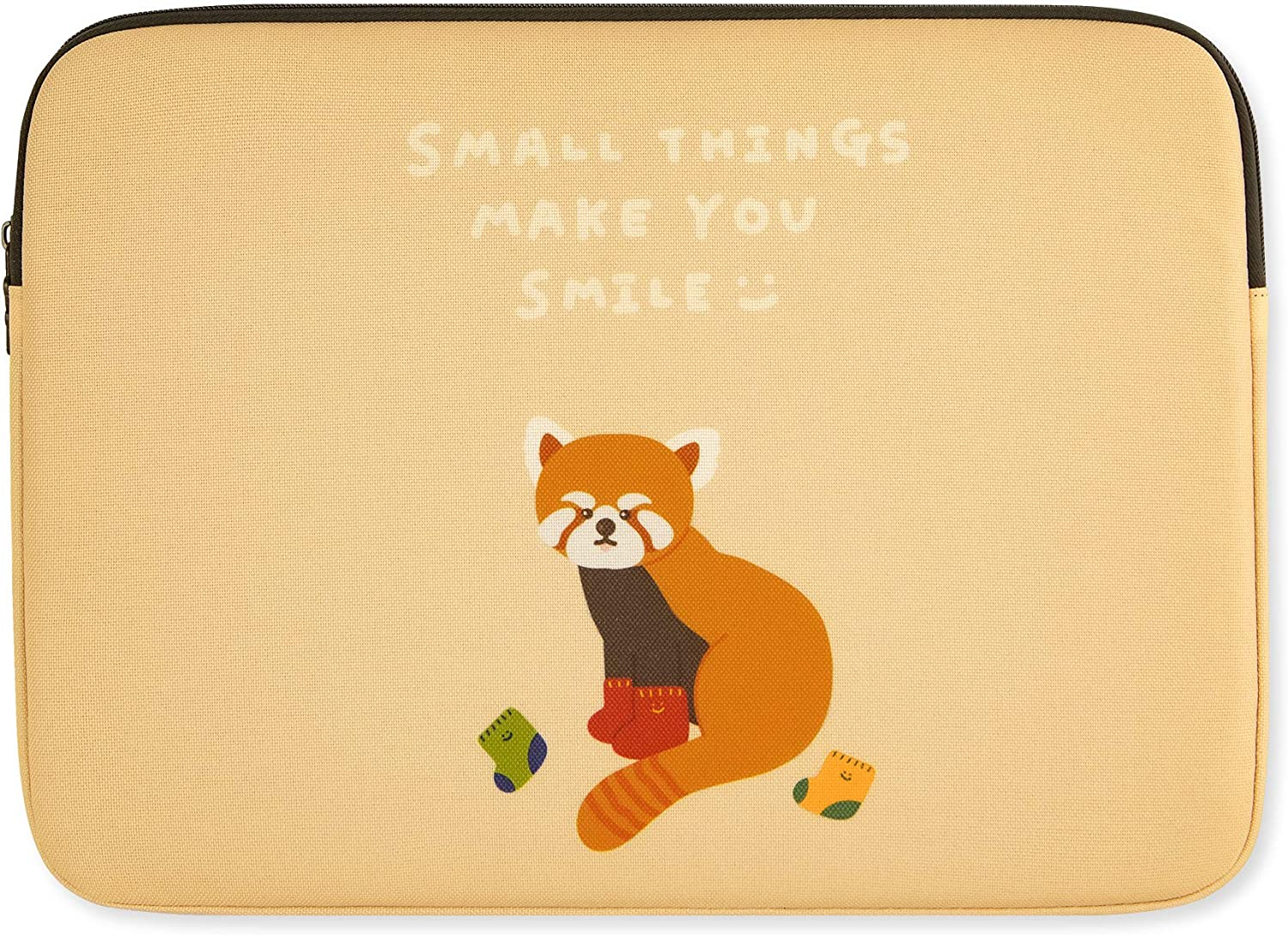 Artist Copyright Design Laptop Sleeve for MacBook Pro 15-16 inch LESSERHAPPINESS 15 inch
