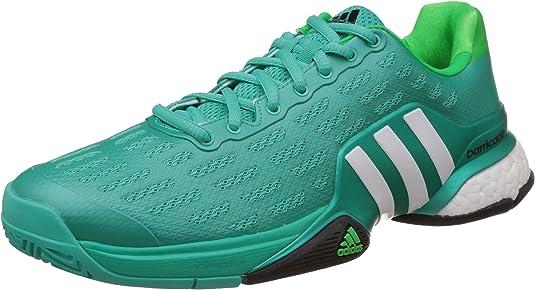adidas Barricade 2016 Boost, Zapatillas de Tenis para Hombre ...