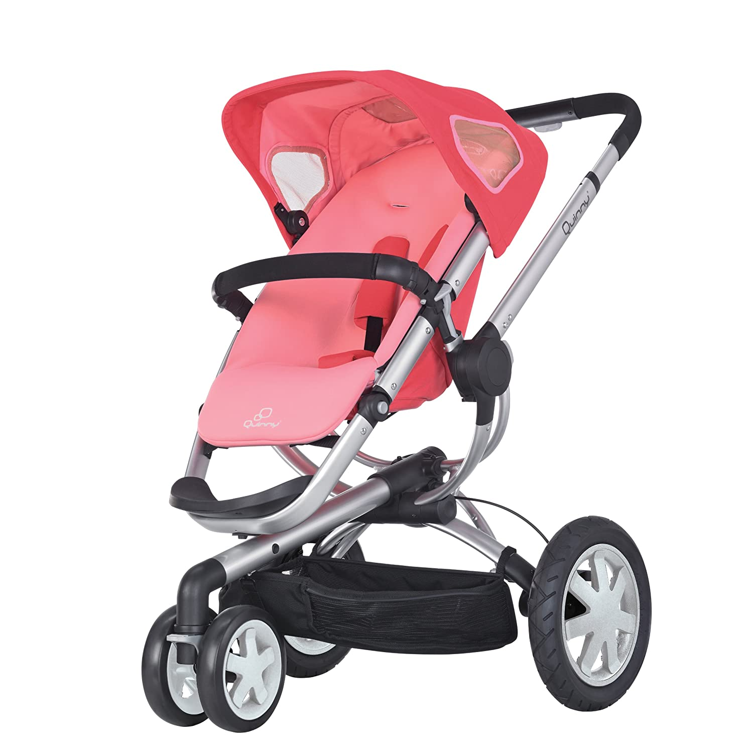 Quinny Buzz Xtra Pushchair In Purple Pace With Maxi Cosi: Quinny Buzz Stroller Seat Cover