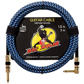 Review RIG NINJA GUITAR CABLE